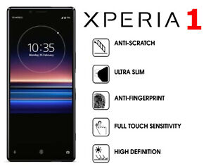 SCREEN PROTECTOR COVER GUARD FILMS FOR SONY XPERIA 1