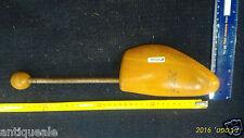 Shoemaker shoe expander1 [OTH10116] wood original, old