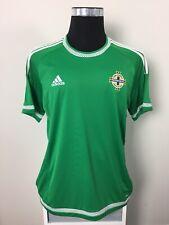 Northern Ireland Home Football Shirt Soccer Jersey 2014/15 (L)