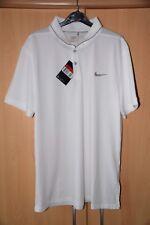 Brand New Men's Nike Golf Modern Polo White Size Large Bnwt