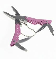 Pink Fashion Tool Multifunktionswerkzeug für Tussies