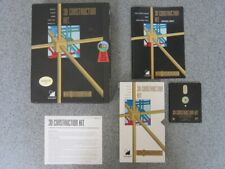 """Amstrad CPC Disk """" 3D CONSTRUCTION KIT"""" ,6128, 664, 464 Disc Tested"""