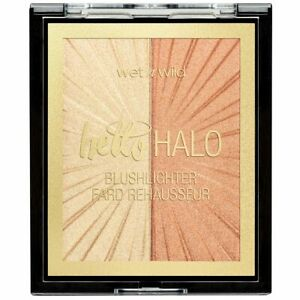 WET N WILD MegaGlo Hello Halo Blushlighter - After Sex Glow (Free Ship)
