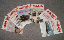 Märklin Magazin - kompletter Jahrgang 2019 NEU