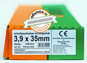 Magazinschrauben für Makita Hilti Bosch ADUNOX Gurtschrauben Schnellbauschrauben