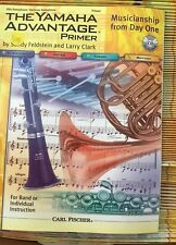 Yamaha Advantage Primer Pt-Ybm006-24 Trumpet/Baritone Tc by Sandy Feldstein 2002
