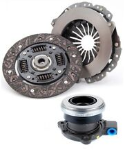 Vauxhall Astra Combo Corsa 1.6 i CNG 16V 3 Pc Clutch Kit F13 F17 Gearbox 1995->