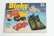 Dinky Toys No 9 Publication - (B57)