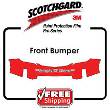 Kits for Dodge - 3M 948 SGH6 PRO SERIES Scotchgard Paint Protection  Main Bumper