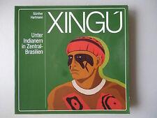 Xingu Unter Indianern in Zentral-Brasilien 1986 Erforschung Rio Xingu Indianer