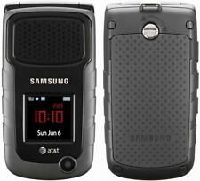 Samsung Rugby II SGH-A847 (AT&T) Unlocked 2MP GPS 3G Mobile Phone Black
