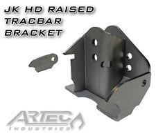 ARTEC Front HD Raised Track Bar Bracket for 07-18 Jeep Wrangler JK JKU JK4406