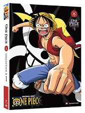 One Piece First Collection 1 Anime Animated DVD Set Complete Season Volume Serie