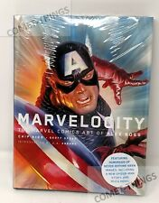 Marvelocity: The Marvel Comics Art of Alex Ross NEW & SEALED HC/DJ