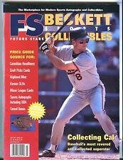 FS Future Stars Beckett Sports Collectibles Magazine July 1997