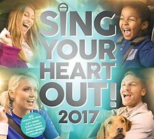 Sing Your Heart Out 2017 [CD]