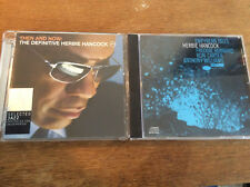 Herbie Hancock [2 CD Alben] Then and Now: the Definitive + Empyrean Isles