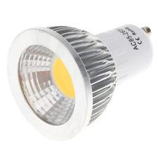 10X(GU10 5W Pfeiler LED Scheinwerfer Lampen Hohe Leistung Energieeinspar F4 B GL