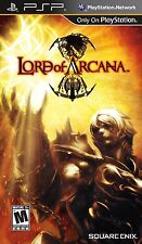 *NEW* Lord of Arcana - PSP