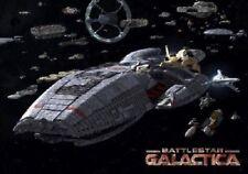 Battlestar Galactica Fleet Poster 24inx36in