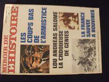 """**j Miroir de l'histoire n°306 Bataille de Bouvines / On l'appelait """" le tigre """""""