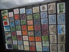 A selection of SOUMI - FINLAND stamps