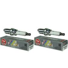 2X NGK Brun Laser Platine Premium Bougie 1675 Type PFR7S8EG Allumage Bougie