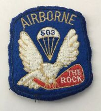 503rd The Rock Patch