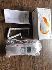Corded Telephone Home Desk Wall Mount Landline White Handset Trimline Phone