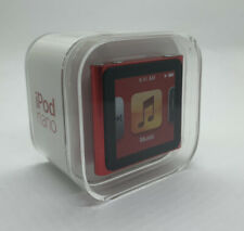Apple Ipod Nano 6th 6. Generation Product Red 16GB New Sealed