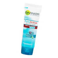 50ml Garnier Skin Natural Choose Facial Foam Or Scrub Travel Size Face Wash