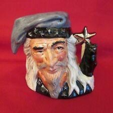 Royal Doulton 'Wizard' Small Character Jug - D6909 - Stan Taylor