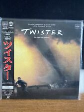 Twister Japanese Import With OBI
