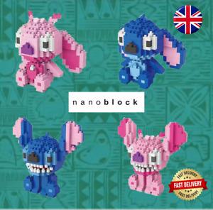 New Stitch Nano Building Blocks Xmas Gift Toy INC BOX UK Seller Stocking Fillers