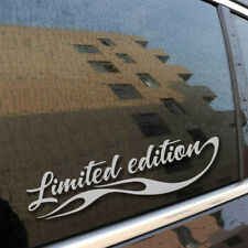 3 Colors Limited Edition Styling Truck Car Accessories Window Decal Sticker Hot