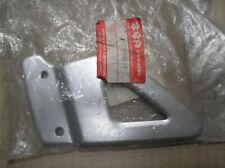 Suzuki GSXR600 GSXR750 heel guard front footrest R/H 43571-33E00 genuine NOS