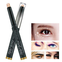 Pro Highlighter Eyeshadow Pencil Cosmetic Glitter Eye Shadow Eyeliner Pen Makeup