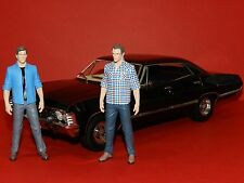 Greenlight Coll 1/18 1967 Chevrolet Impala Supernatural With Sam & Dean Figs MiB