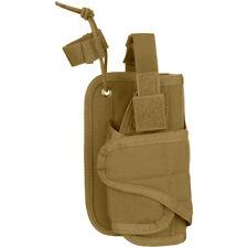 Condor Horizontal Ejército Pistolera Airsoft MOLLE Porta Bolsa Coyote Brown