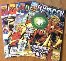 Warlock 1,2,3,4 full set mini series