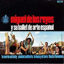 EP MIGUEL DE LOS REYES ARTE ESPAÑOL tu seras mi baby (be my baby) SPAIN 1964