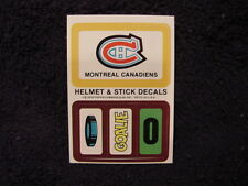 SUPER RARE ODDBALL Montreal Canadiens Item #1, VINTAGE&MINT, NEED IT?
