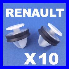 RENAULT CLIO 2 & 3 KANGOO PORTA INTERNA PANNELLO CARD Pilastro Trim Clip