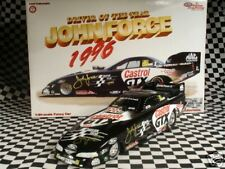 John Force Driver of the Year 96 1996 Mustang Funny Car
