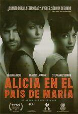 Alicia en el Pais de Maria(2016) DVD-Pelicula de JESUS MAGAÑA