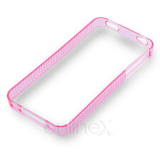 Funda Bumper para iPhone 4S Color Fucsia  a1158