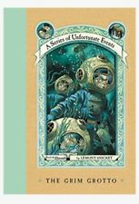 Treehouse: A Series of Unfortunate Events - The Grim Grotto Book