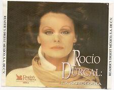 ROCIO DURCAL  La Antología Reader's Digest MEXICAN Box Set 5 CD´s 2000 R A R E !
