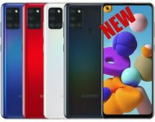 "Samsung Galaxy A21S 64GB 4GB Ram 6.5"" 4G LTE 48MP Camera Dual Sim Unlocked"