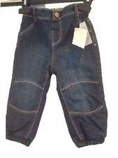 Matalan 100% Cotton Jeans Boys' Trousers & Shorts (0-24 Months)